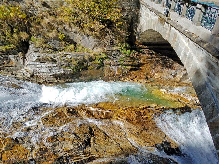 Wasserfall in Bad Gastein