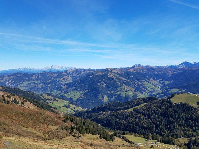 Blick in Richtung Dachstein